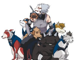 Rating: Safe Score: 9 Tags: hatake_kakashi naruto vector_trace User: Davison