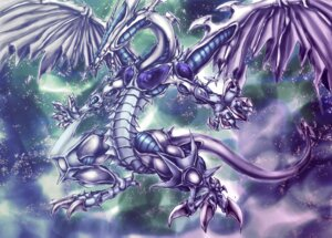 Rating: Safe Score: 10 Tags: emudoru monster stardust_dragon yugioh User: vistaspl