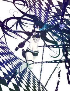 Rating: Safe Score: 9 Tags: bikini_top black_rock_shooter black_rock_shooter_(character) kariya sword vocaloid User: Radioactive