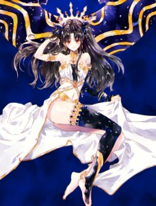 Rating: Safe Score: 46 Tags: ahma ass dress fate/grand_order feet ishtar_(fate/grand_order) thighhighs toosaka_rin User: charunetra