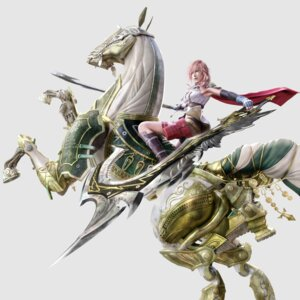 Rating: Safe Score: 20 Tags: cg final_fantasy final_fantasy_xiii lightning odin_(final_fantasy) square_enix sword User: Lua