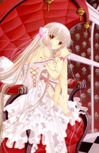 Rating: Safe Score: 23 Tags: chii chobits clamp lolita_fashion User: sayane