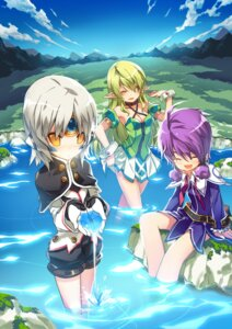 Rating: Safe Score: 30 Tags: aisha_(elsword) elf elsword eve_(elsword) lena_(elsword) pointy_ears ress User: fairyren