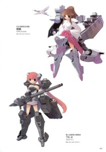Rating: Safe Score: 5 Tags: jiji mecha_musume User: crim