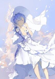 Rating: Safe Score: 43 Tags: cleavage dress miyuki_(miyuki_05290) re_zero_kara_hajimeru_isekai_seikatsu rem_(re_zero) User: Mr_GT