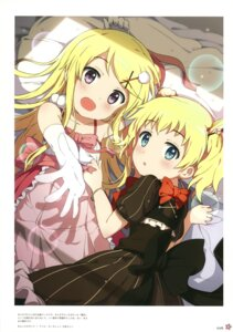 Rating: Safe Score: 56 Tags: alice_cartelet dress kin'iro_mosaic kujou_karen milky_been! ogipote User: Hatsukoi