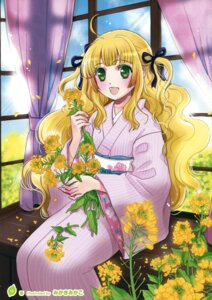 Rating: Safe Score: 15 Tags: mikaki_mikako yukata User: Twinsenzw