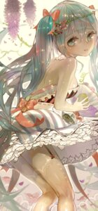 Rating: Questionable Score: 34 Tags: dress hatsune_miku proopra vocaloid User: charunetra