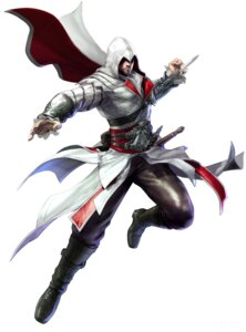 Rating: Questionable Score: 2 Tags: assassin's_creed ezio_auditore male weapon User: Yokaiou