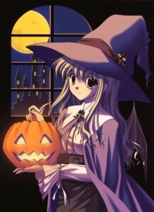 Rating: Safe Score: 21 Tags: halloween nanao_naru witch User: avrild12