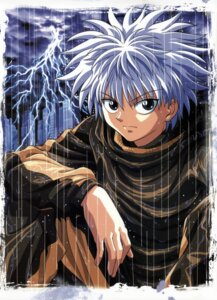 Rating: Safe Score: 5 Tags: hunter_x_hunter killua_zaoldyeck male tagme User: Radioactive