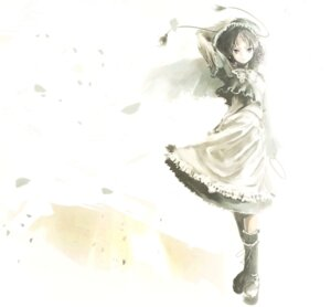 Rating: Safe Score: 27 Tags: dress kumoi_ichirin touhou yae_(mono) User: itsu-chan