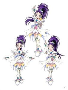 Rating: Questionable Score: 2 Tags: dress futari_wa_pretty_cure_splash_star inagami_akira mishou_mai pretty_cure User: drop