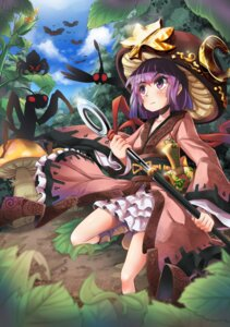 Rating: Safe Score: 16 Tags: fuente japanese_clothes sukuna_shinmyoumaru touhou weapon User: Mr_GT