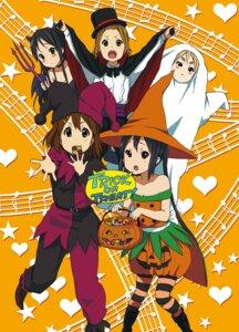 Rating: Safe Score: 31 Tags: akiyama_mio halloween hirasawa_yui k-on! kotobuki_tsumugi nakano_azusa pantyhose tainaka_ritsu watanore witch User: Radioactive