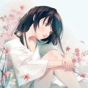 Rating: Safe Score: 33 Tags: fuuchouin_kazuki get_backers kimono papillon10 trap User: Radioactive