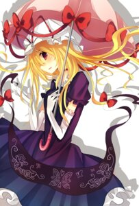 Rating: Safe Score: 7 Tags: dress kusada_souta touhou yakumo_yukari User: Radioactive