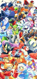Rating: Safe Score: 4 Tags: blues_(rockman) iroyopon rockman rockman_9 roll x_(rockman) User: OmegaZX