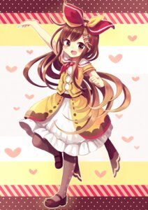 Rating: Safe Score: 19 Tags: amene_kurumi anthropomorphization dress pantyhose yukiko-tan User: fairyren