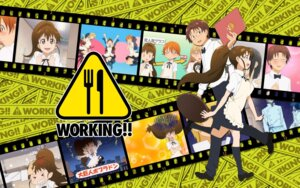 Rating: Safe Score: 9 Tags: takanashi_souta taneshima_poplar todoroki_yachiyo wallpaper working!! User: tack