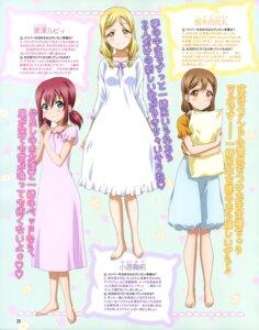 Rating: Safe Score: 20 Tags: dress kunikida_hanamaru kurosawa_ruby love_live!_sunshine!! ohara_mari tagme User: drop