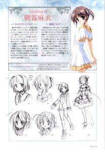 Rating: Safe Score: 8 Tags: asagiri_mai bekkankou sketch yoake_mae_yori_ruriiro_na User: admin2