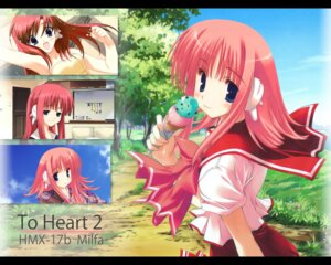 Rating: Safe Score: 3 Tags: milfa seifuku to_heart_2 to_heart_(series) User: Radioactive