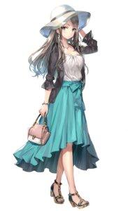 Rating: Safe Score: 58 Tags: cleavage heels momoko_(momopoco) User: hiroimo2