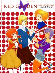 Rating: Safe Score: 2 Tags: claire_forrest dress ishii_kumi kate_ashley overalls pantyhose rachel_benning red_garden rose_sheedy thighhighs User: Radioactive