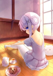 Rating: Safe Score: 55 Tags: gochuumon_wa_usagi_desu_ka? if kafuu_chino leotard pantyhose tippy_(gochuumon_wa_usagi_desu_ka?) User: Mr_GT