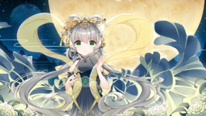 Rating: Safe Score: 18 Tags: asian_clothes drsn luo_tianyi see_through vocaloid User: sym455