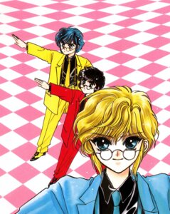 Rating: Safe Score: 1 Tags: clamp clamp_school_detectives ijuuin_akira imonoyama_nokoru takamura_suou User: Share