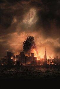Rating: Safe Score: 26 Tags: godzilla_(series) landscape monster User: HarrisonBrown