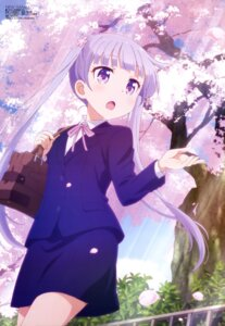 Rating: Safe Score: 97 Tags: business_suit kubo_mariko new_game! suzukaze_aoba User: drop