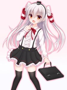 Rating: Safe Score: 32 Tags: amatsukaze_(kancolle) hakuto_momiji kantai_collection thighhighs User: Mr_GT