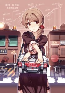 Rating: Safe Score: 20 Tags: rail_wars! vania600 User: kiyoe