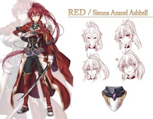 Rating: Safe Score: 9 Tags: armor luzi sketch sword User: Nepcoheart