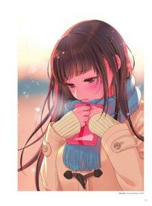 Rating: Safe Score: 16 Tags: morikura_en seifuku sweater valentine User: Nepcoheart