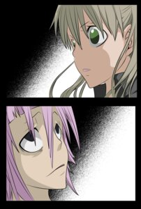 Rating: Safe Score: 4 Tags: maka_albarn makenshi_chrona soul_eater vector_trace User: K-rey83