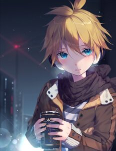 Rating: Safe Score: 8 Tags: hmniao kagamine_len vocaloid User: morizou