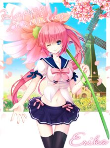 Rating: Safe Score: 33 Tags: hana pangya seifuku thighhighs yuuki_kira User: Radioactive