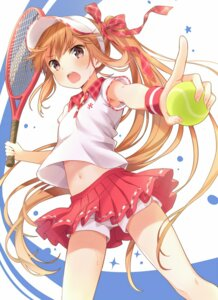 Rating: Safe Score: 81 Tags: tennis yumesaki User: Mr_GT