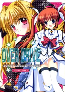 Rating: Safe Score: 5 Tags: fate_testarossa mahou_shoujo_lyrical_nanoha takamachi_nanoha User: Radioactive