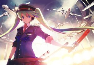 Rating: Safe Score: 21 Tags: chris hatsune_miku vocaloid User: charunetra