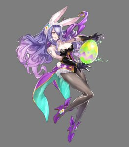 Rating: Safe Score: 38 Tags: animal_ears bunny_ears bunny_girl camilla cleavage fire_emblem fire_emblem_heroes fire_emblem_if heels maeshima_shigeki nintendo pantyhose tail transparent_png User: charunetra