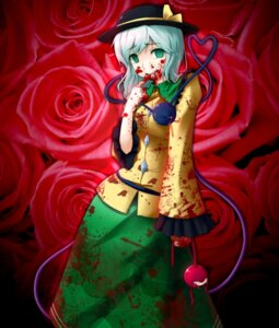 Rating: Explicit Score: 7 Tags: blood gayprince guro komeiji_koishi komeiji_satori touhou User: 23yAyuMe