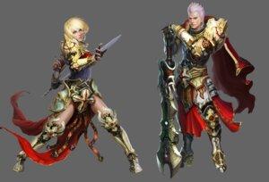 Rating: Safe Score: 15 Tags: armor forsaken_world sword tagme User: Radioactive