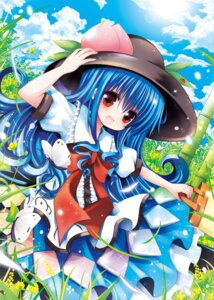 Rating: Safe Score: 22 Tags: catbell dress hinanawi_tenshi touhou User: Radioactive