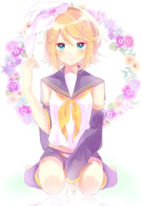 Rating: Safe Score: 25 Tags: kagamine_rin tyanotya vocaloid User: charunetra