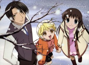 Rating: Safe Score: 1 Tags: fruits_basket honda_tohru sohma_hatori sohma_momiji User: Radioactive